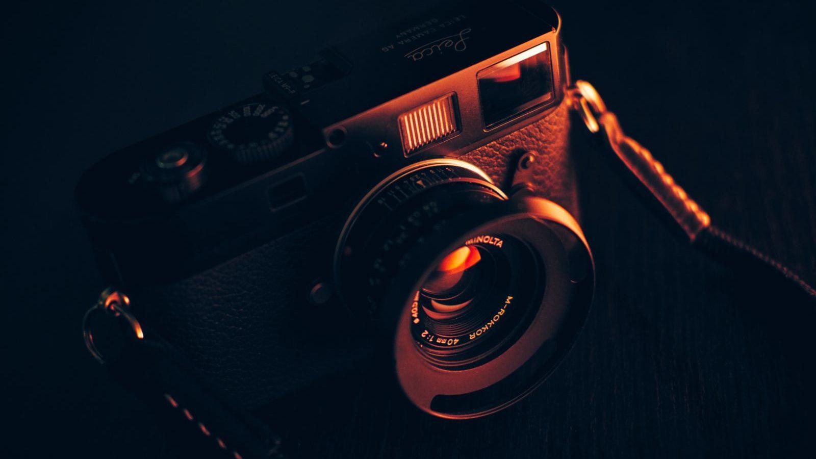 Conoscere La Macchina Fotografica Tecnica Fotografica