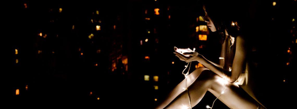 Foto di sera